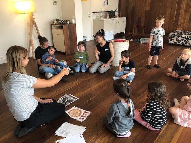 Occupation Therapy Holiday Program for Children